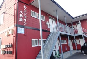 サンシャイン弐番館 1-D号室