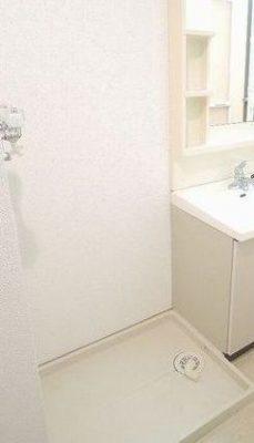 室内洗濯機置き場(地図)
