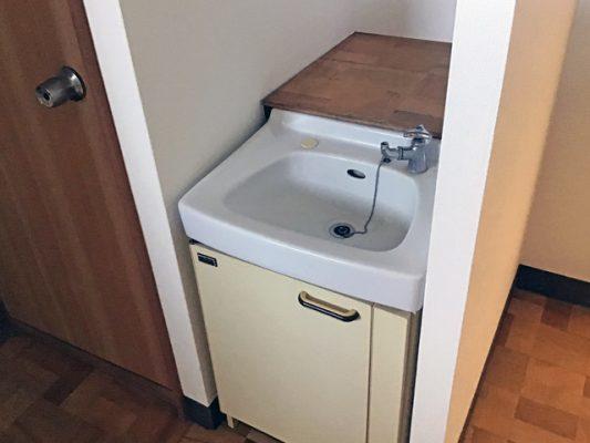 手洗い場(内装)