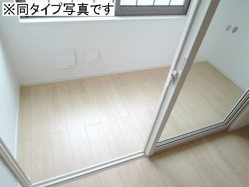 バルコニー(内装)
