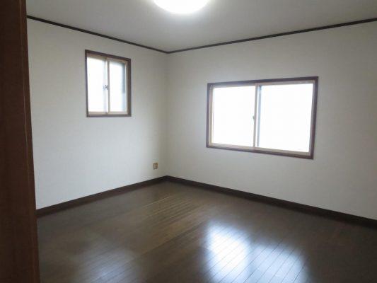 二階7.5帖の洋室です(洋室)