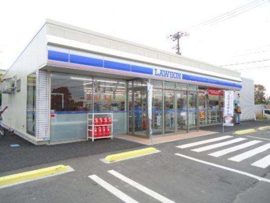 ローソン八戸多賀台1丁目店まで約1000ⅿ(周辺)