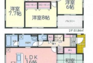 ■新築■城下第3・1号棟
