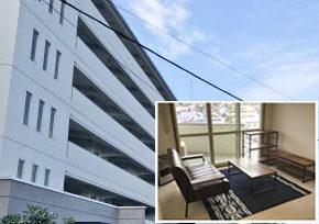 ■家具付き■ミンクスマンション弐番館 405号室