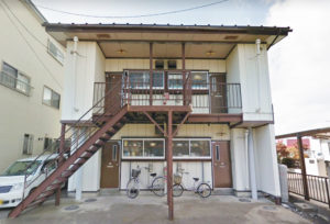 のぞみ荘 ■小中野駅まで徒歩7分