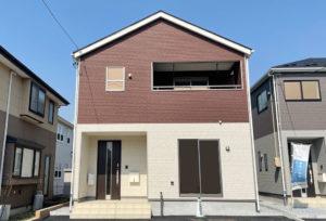 【新築分譲】八戸市湊高台7丁目 第6-1号棟